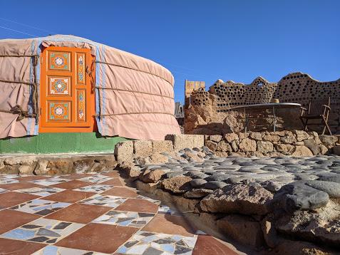 yurt holiday rental