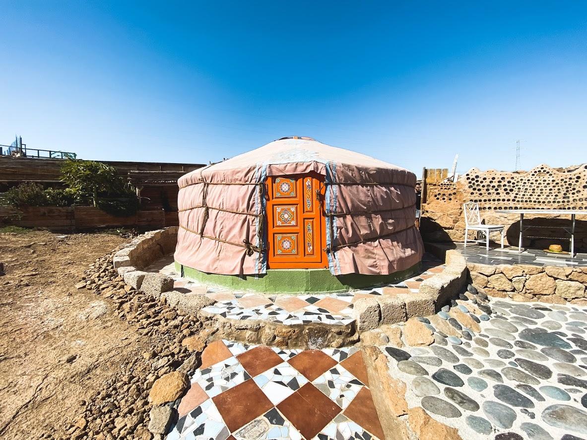 yurt mongolian holiday rental