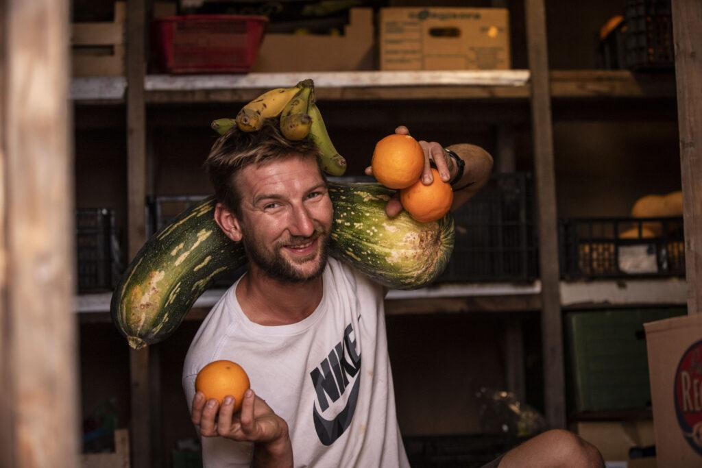 freegan vegetables